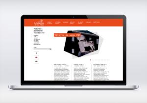 Památník národního písemnictví – WEB
