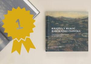 Kniha Barokní krajina